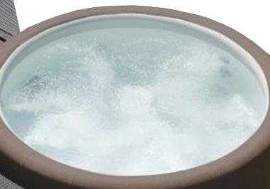 Softub Whirlpool 300 Resort Innenliner pearl