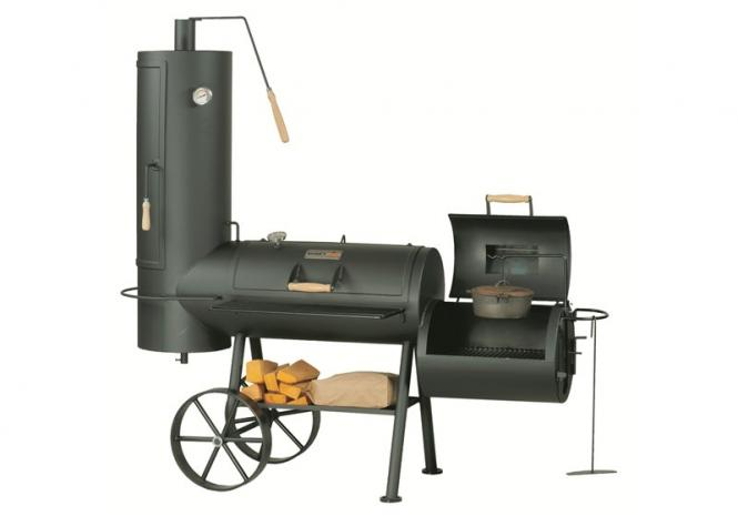 smoky fun bbq smoker big chief 5 kaufen. Black Bedroom Furniture Sets. Home Design Ideas